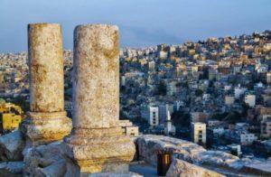 Amman Citadel in Jordan