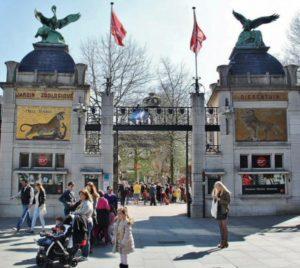 Antwerp Zoo in Belgium