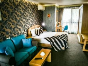 8 1 \ 2 Art Guest House in Plovdiv in Bulgaria