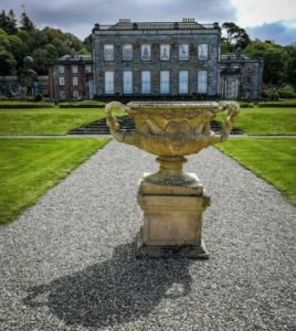Bantry House near Cork in southern Ireland