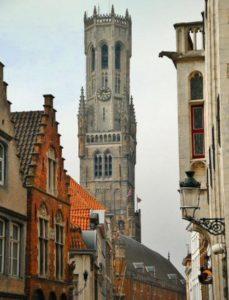 Bell Tower of Bruges