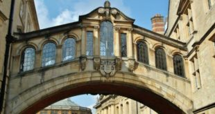 Bridge of Sighs and the Clinton Tavern, curious corners in Oxford
