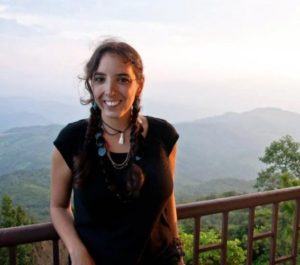 Carmen Teira, guide and founder of Panipuri Travel
