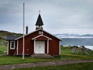 Church in Greenland