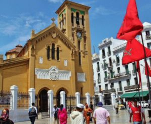 Church of Our Lady of Victory in Tetouan