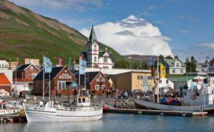 Coastal village in Iceland @Turismo Iceland