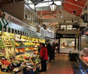 Covered Market in Oxford