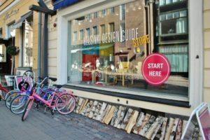 Design District store in Helsinki