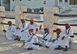 Doha corner in Qatar