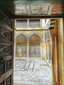 Great Mausoleum of Kairouan in Tunisia