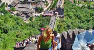 What sector of the Great Wall of China is the best to visit from Beijing