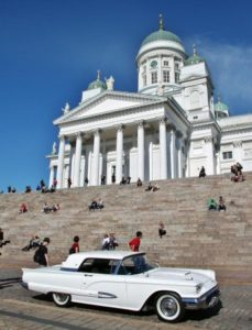 Helsinki Cathedral on the Senate Square