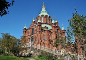Helsinki Orthodox Cathedral Uspenski