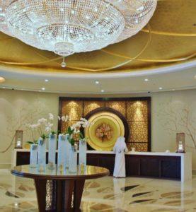 Hotel Shangri La in Doha in Qatar