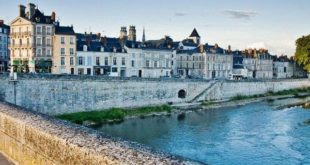 Orleans, the historic charm of the city of Joan of Arc
