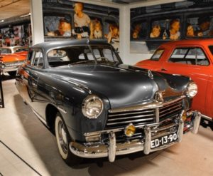 Louwman Museum of classic cars in The Hague