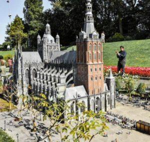 Madurodam, Netherlands miniature museum in The Hague