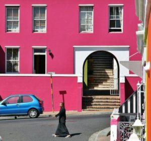 Malay neighborhood of Bo-Kaap in Cape Town