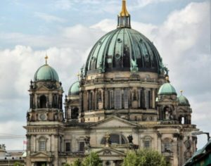 Protestant Cathedral Berliner Dom in Berlin