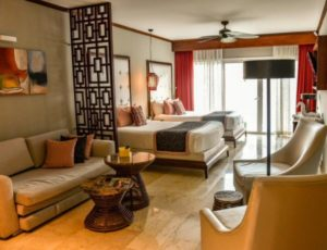 Room in TRS Turquesa hotel at Grand Palladium Hotels & Resorts in Punta Cana