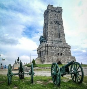 Shipka Monument in Bulgaria