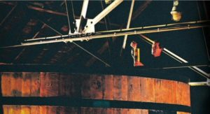 Strathisla Whiskey Distillery in the Highlands of Scotland