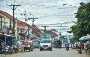 Transport in Laos