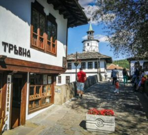 Tryavna in Bulgaria