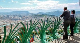 Ecuador – The best panoramic views of Quito from El Panecillo