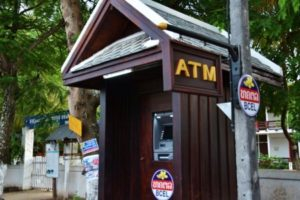 Where to change currency in Laos