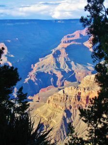 Grand Canyon of the Colorado in the western United States