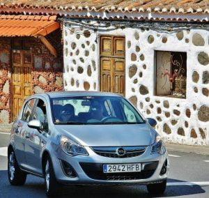 Hire car in Gran Canaria