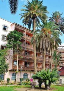 Hotel Santa Crtistina in Las Palmas